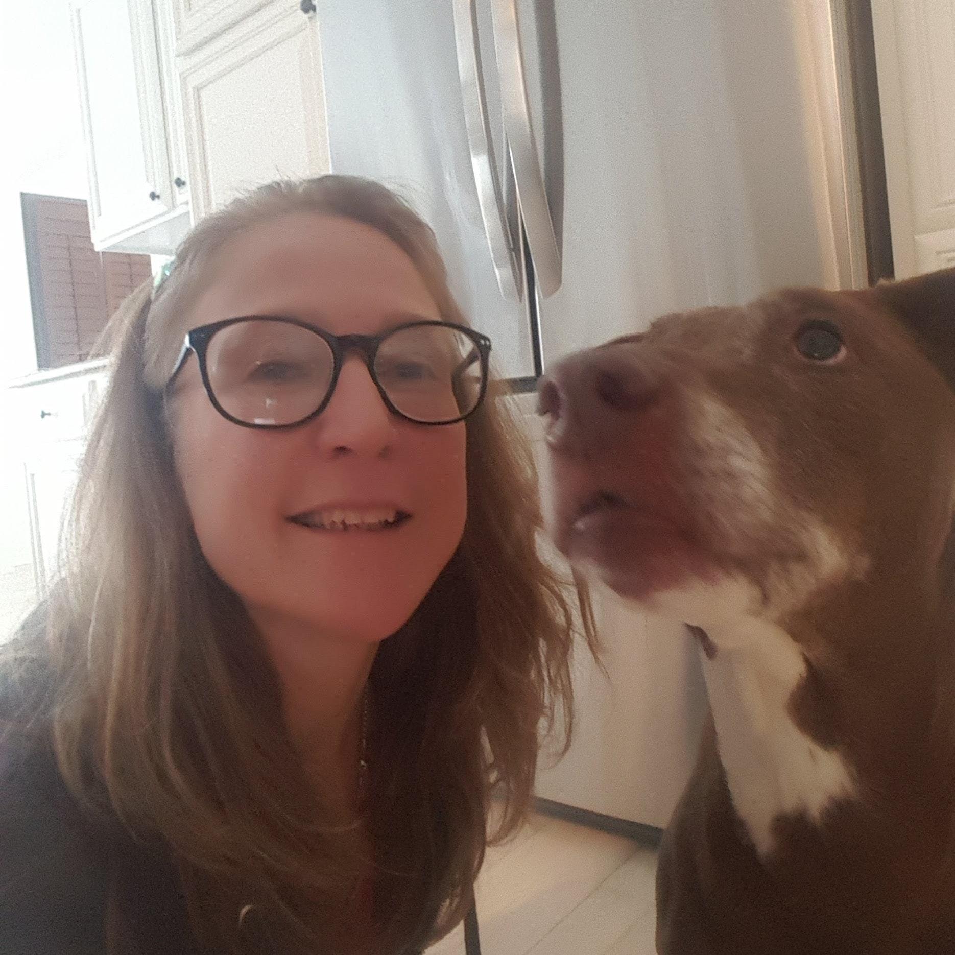 dog walker Lana
