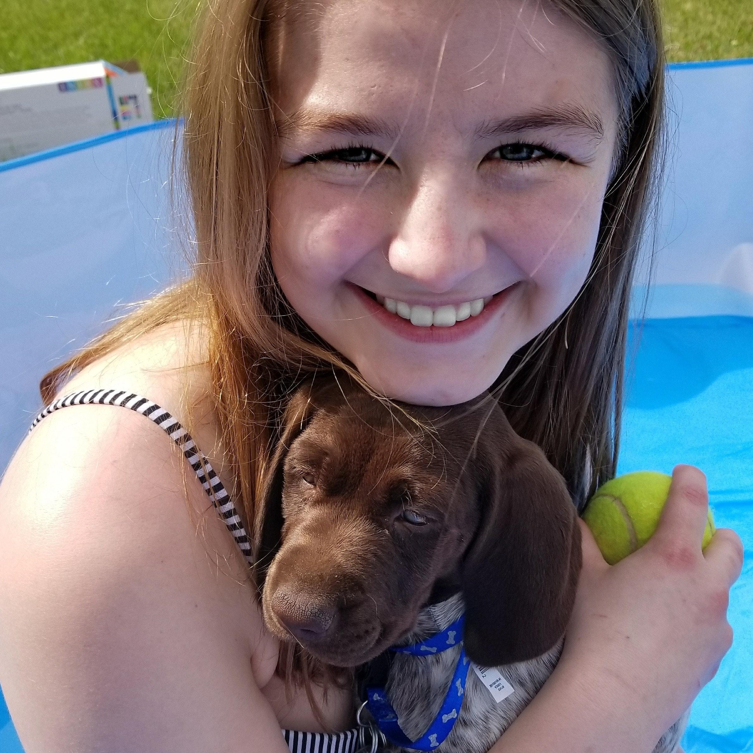 dog walker Lana Grace