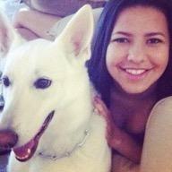 dog walker Meriam