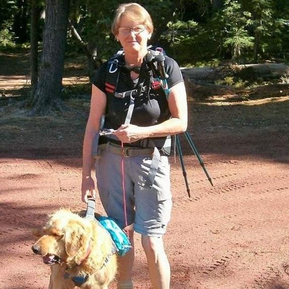 dog walker Brenda