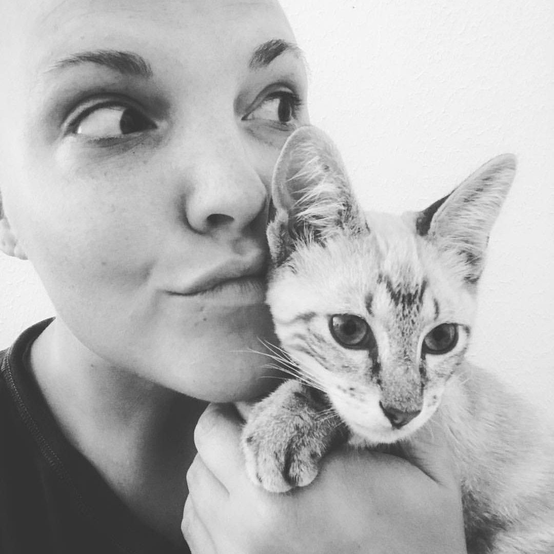 pet sitter Kat