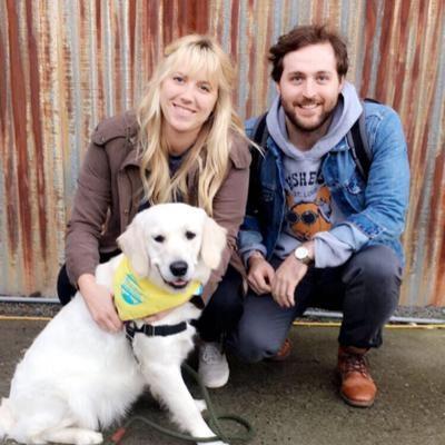 Alyssa & Tony's dog boarding