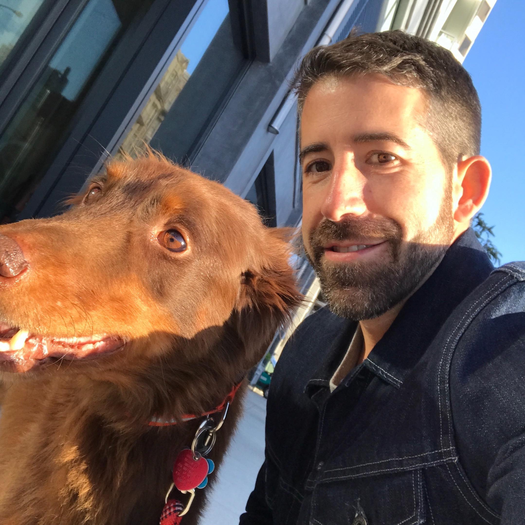 Alejandro's dog boarding