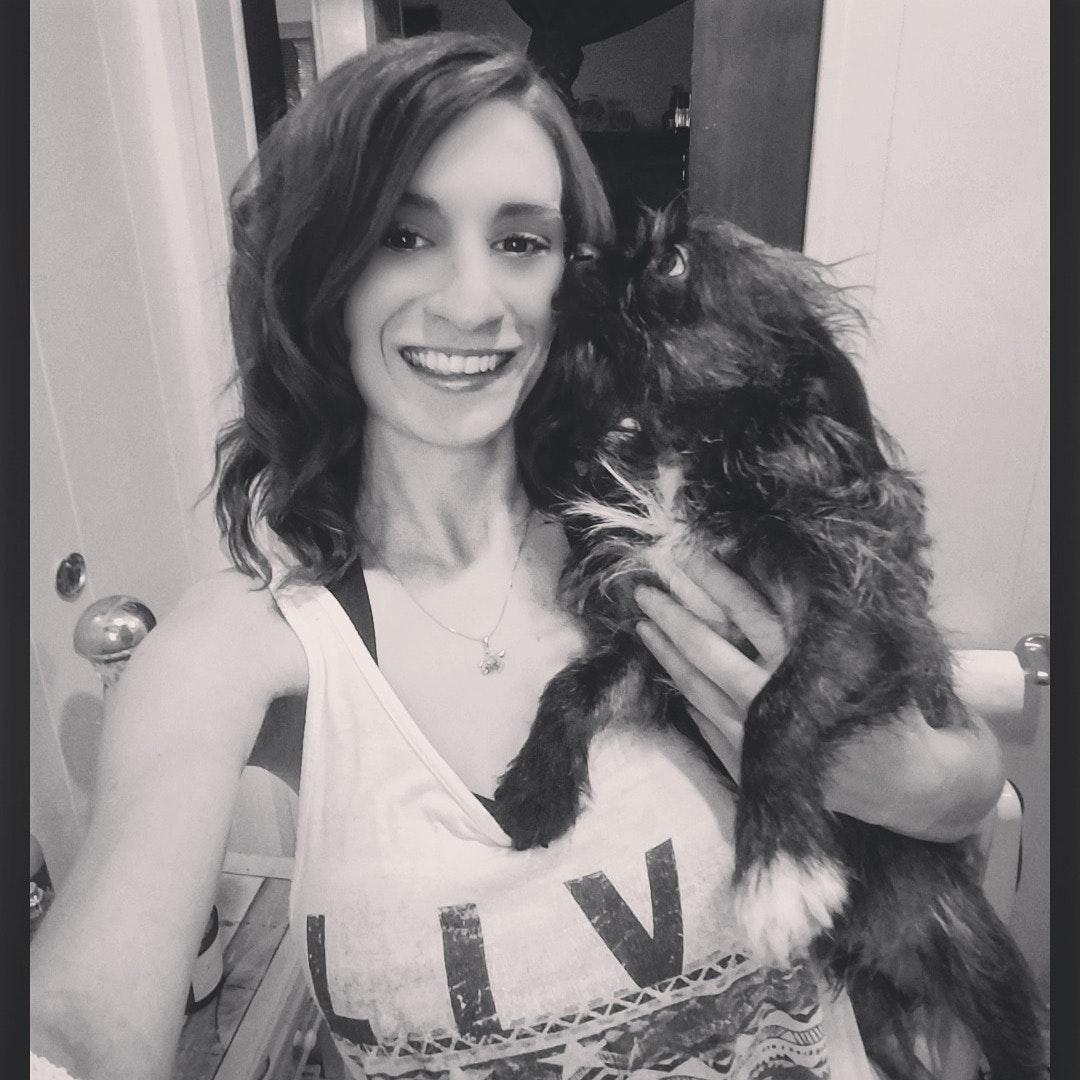 dog walker Kristie