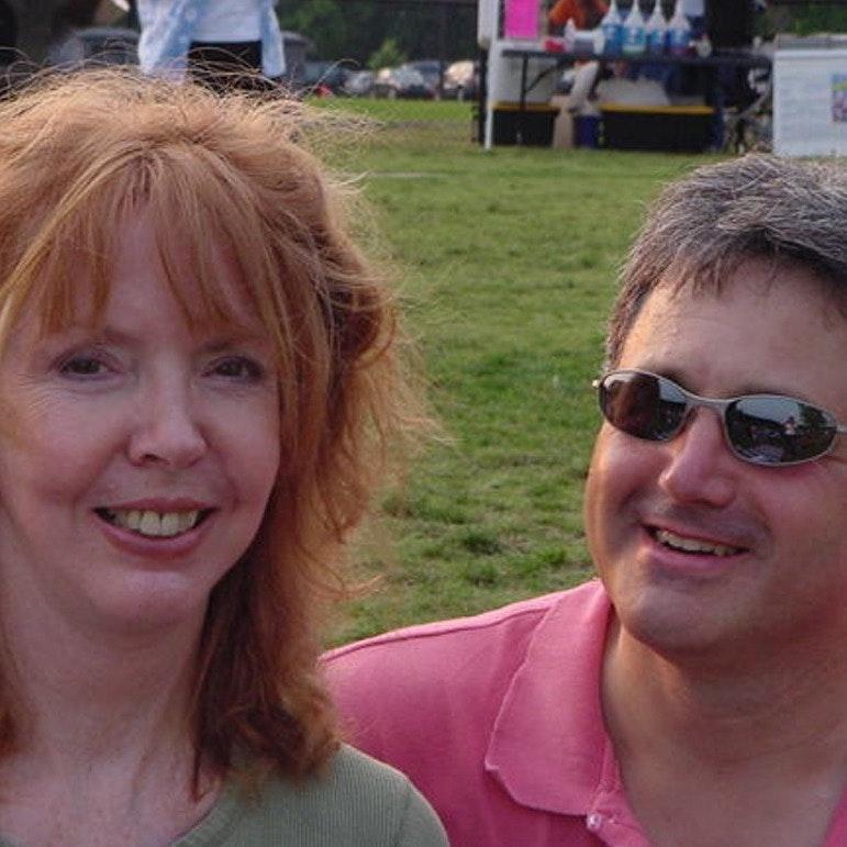 house sitter Carol & John