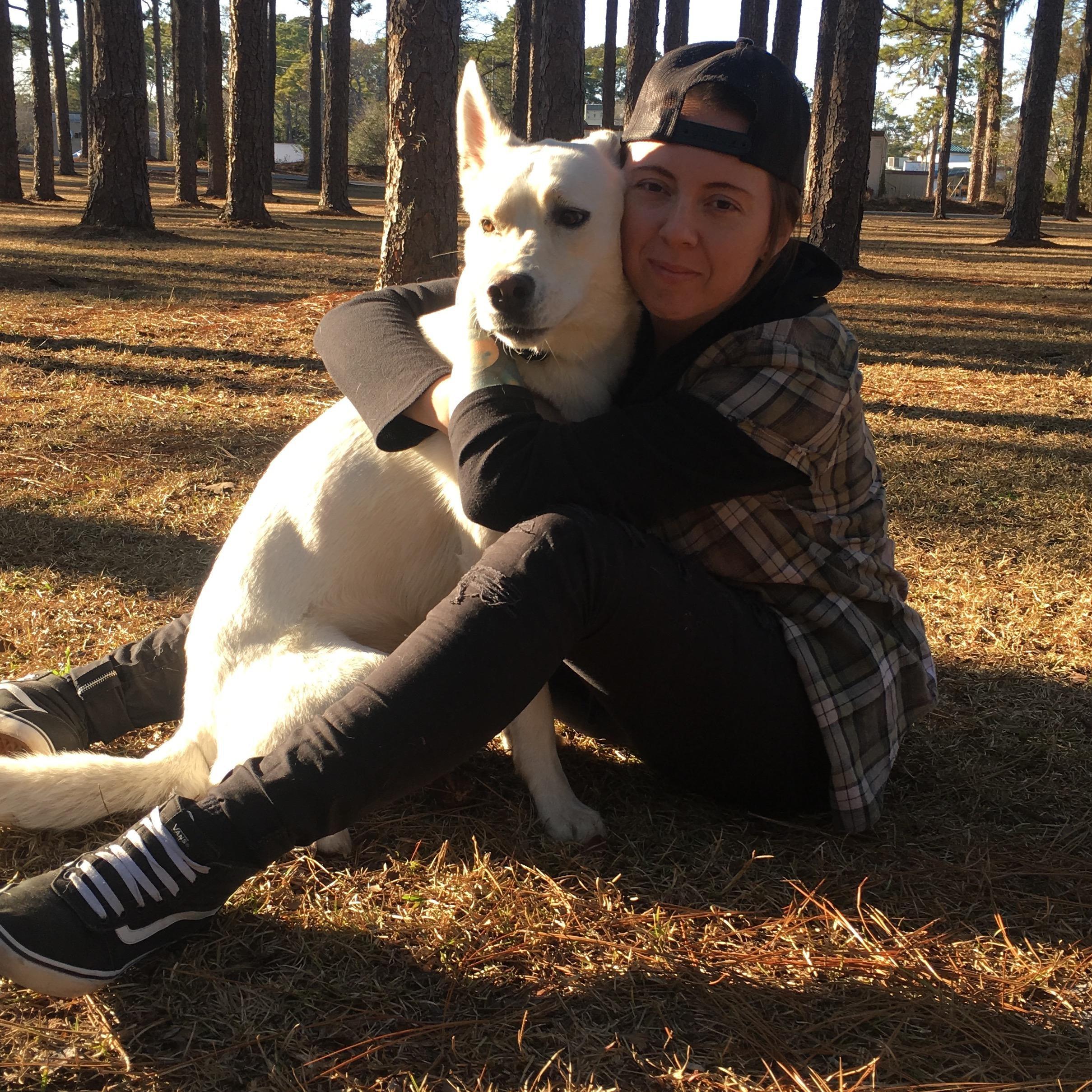dog walker Deannna