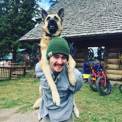 Keenan's dog day care