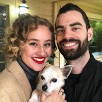Matthew & Anatalia's dog boarding