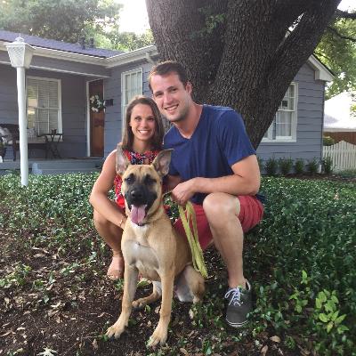 Alyssa & Jeffrey's dog boarding
