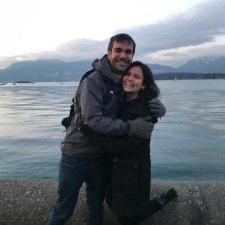 Lucía & Christopher W.