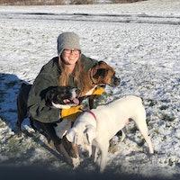 dog walker Molly & Daniel