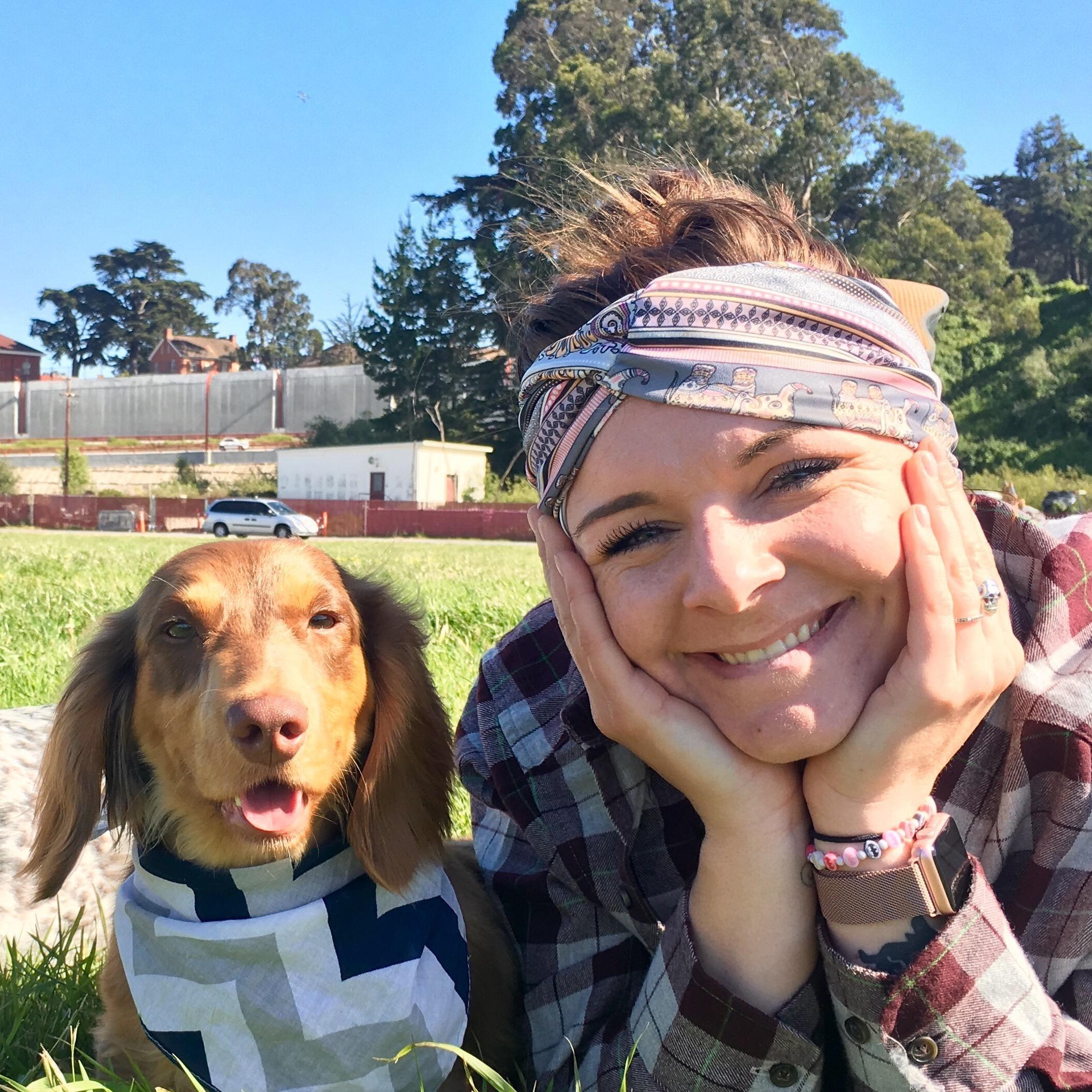 pet sitter Brittany Maye