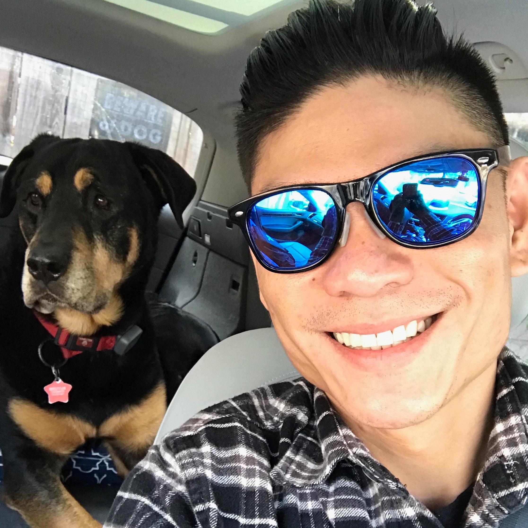 TJ's dog boarding
