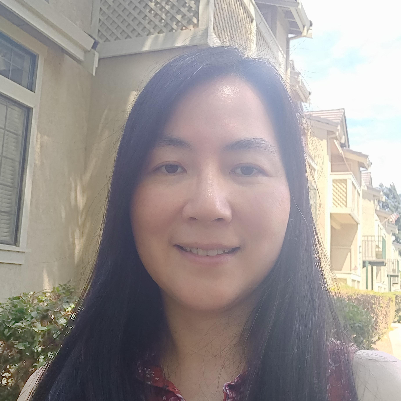 """Xinyu """"Susan"""" H."""