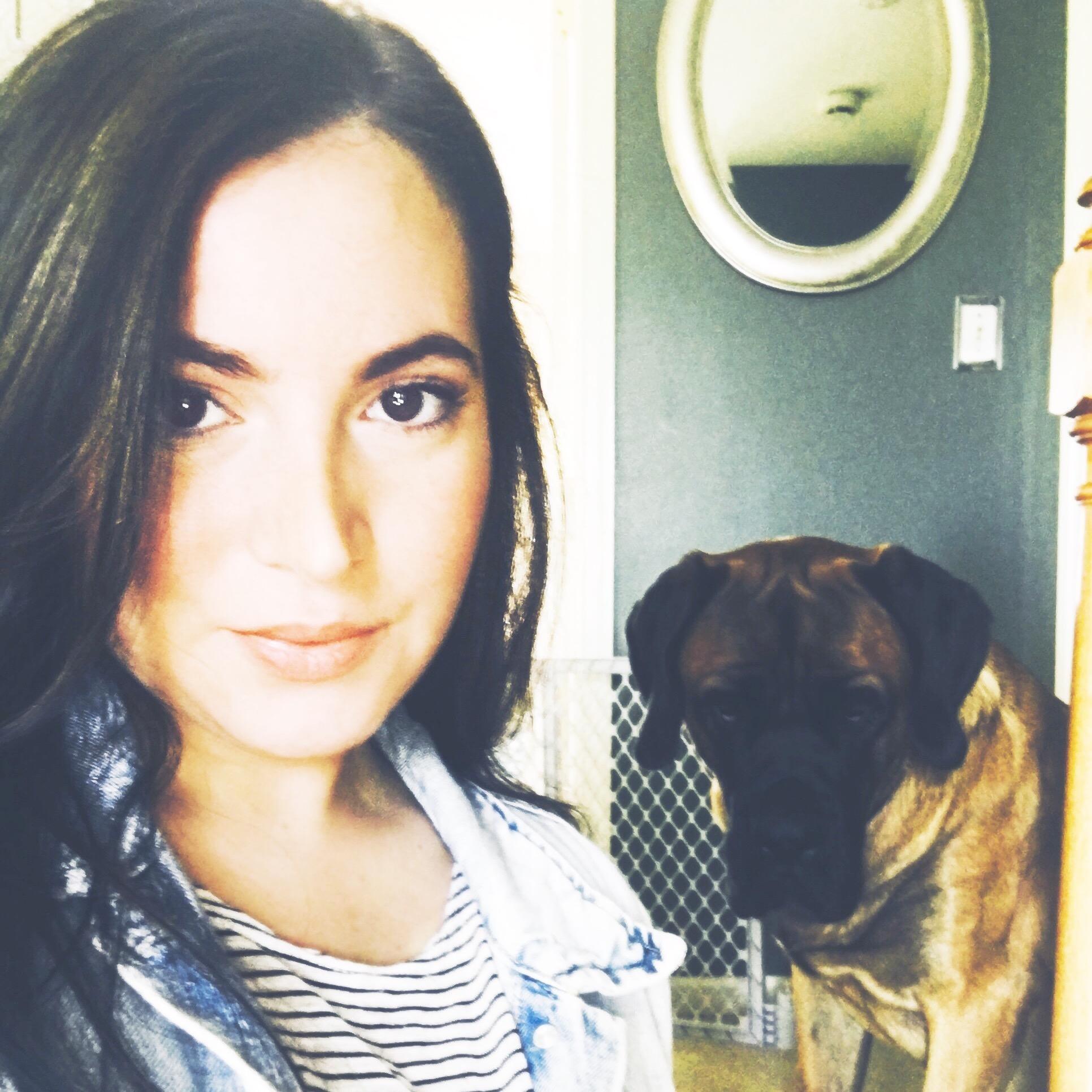 dog walker Diana