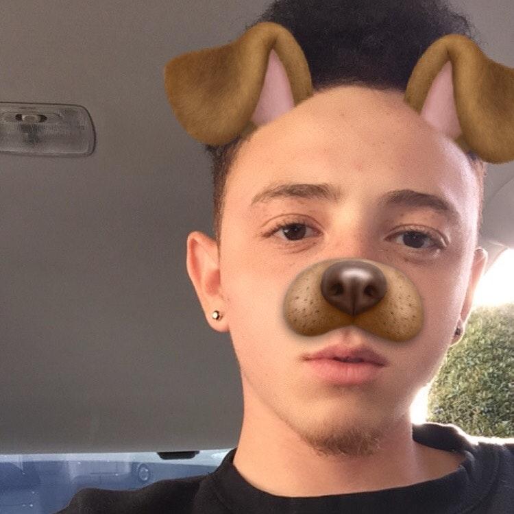 dog walker Myles