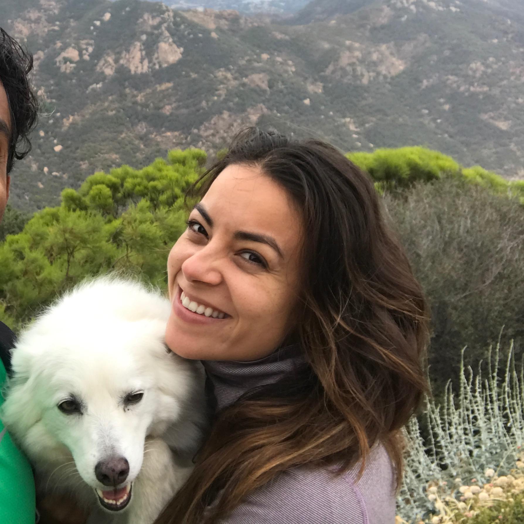Dulce & Nishant's dog boarding