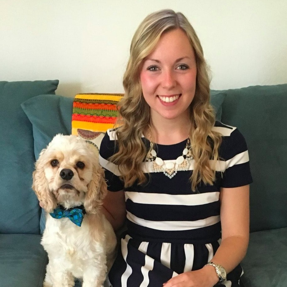 Katherine & Aaron's dog boarding