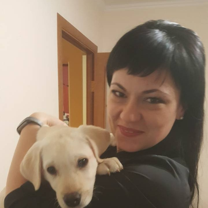 pet sitter Hrystyna