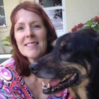dog walker Jean and Russ