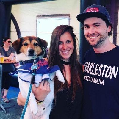 Erin & Samuel's dog day care