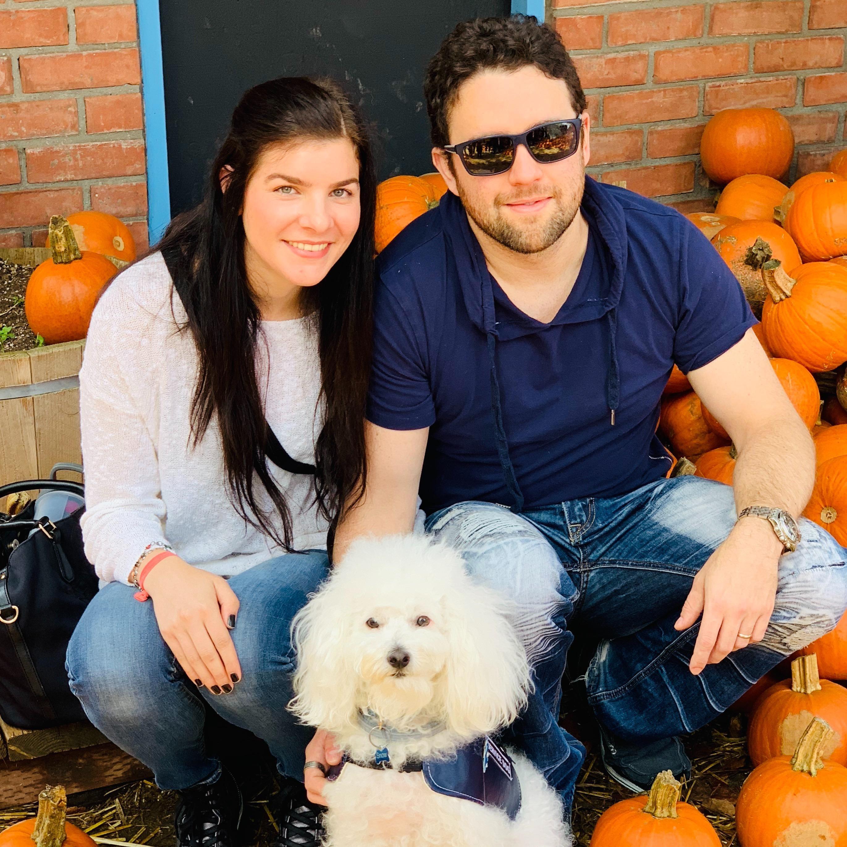 Adriana & Juan's dog boarding