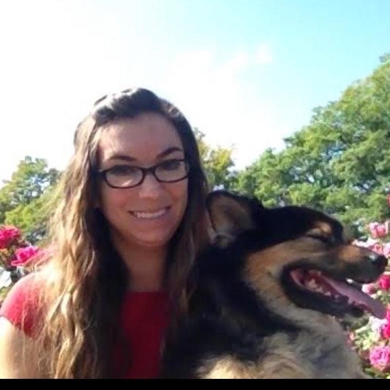 dog walker Leigh