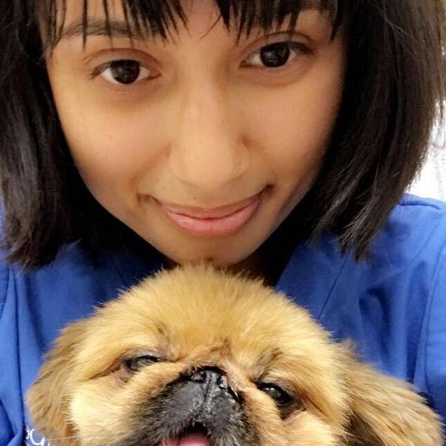 dog walker Tatiana