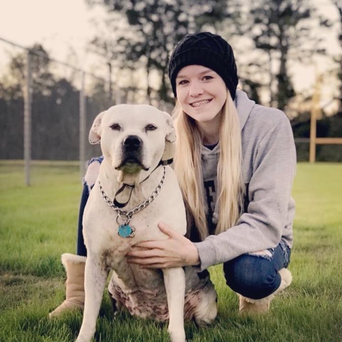 dog walker Libby