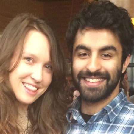 Lauren & Jawad M.