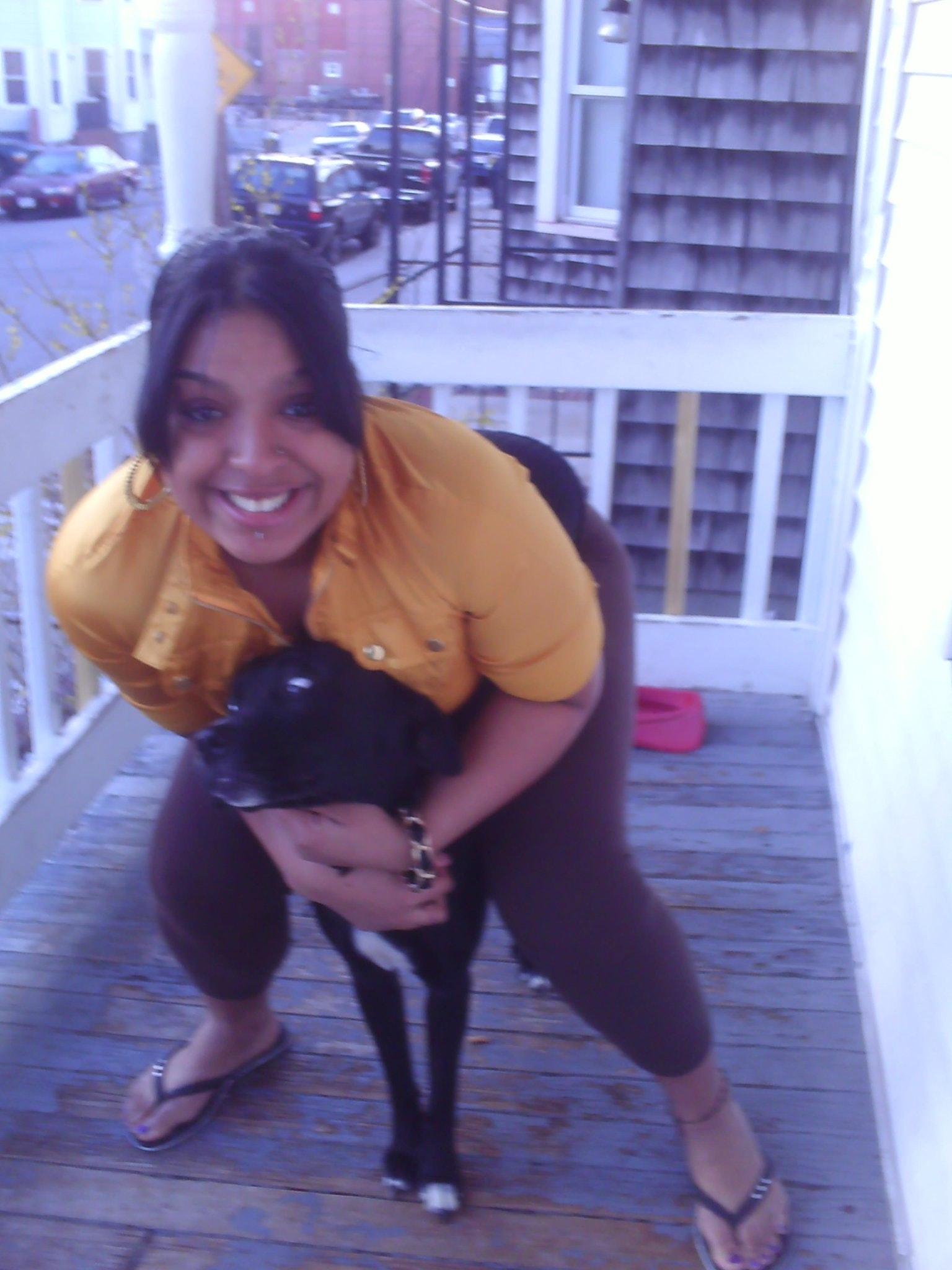 dog walker Sharitz