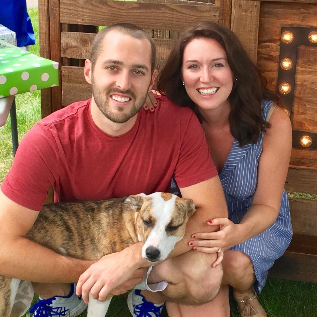 pet sitter Jill and Tim