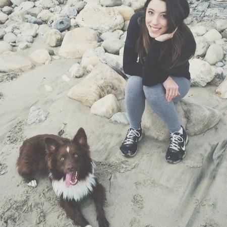 dog walker Nicholle
