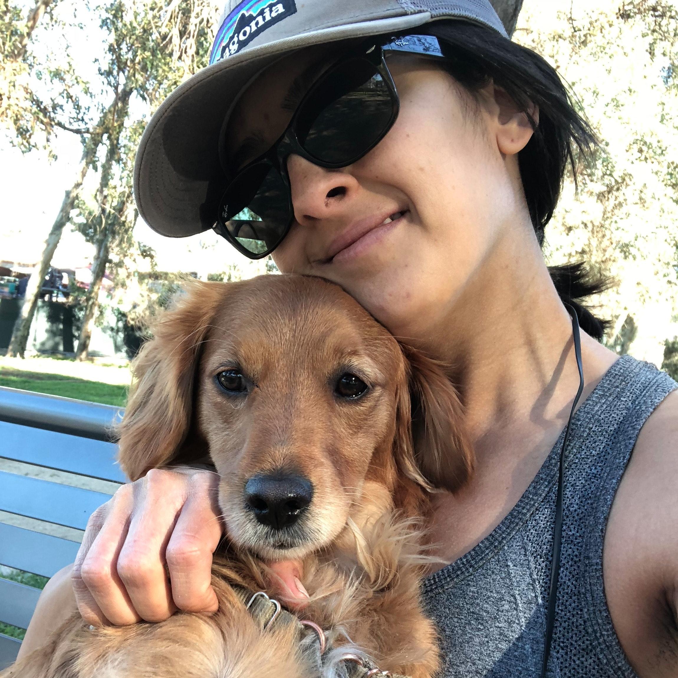 Jaclyn's dog boarding