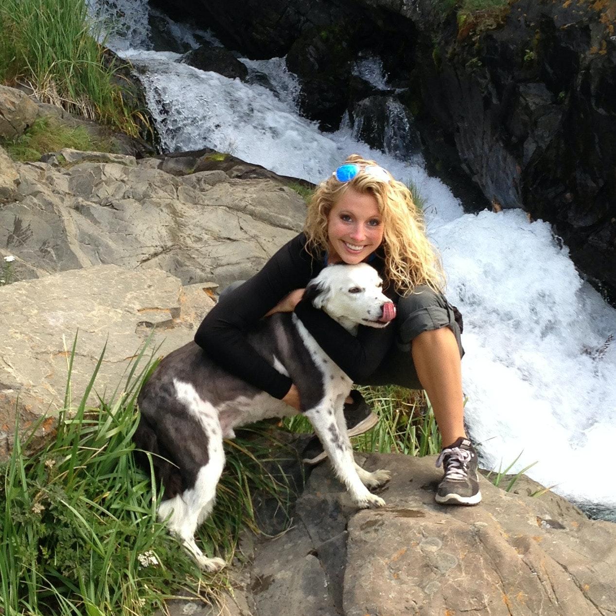 April's dog day care
