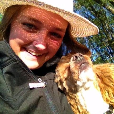 dog walker Jillian