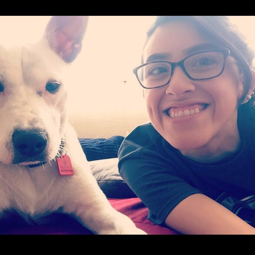 dog walker Natty