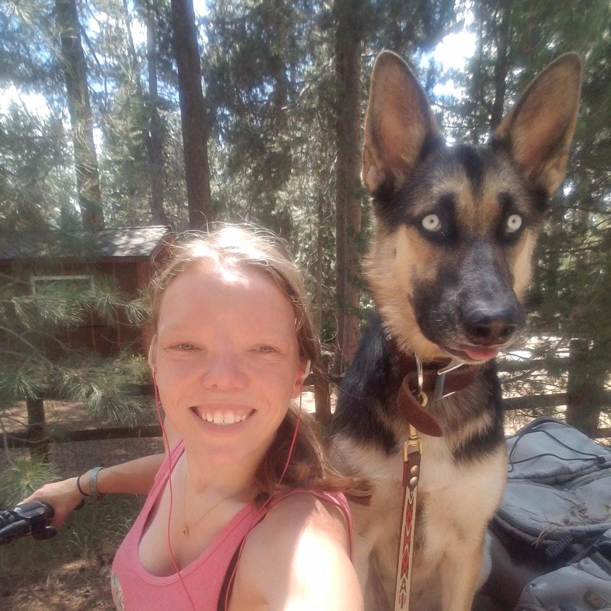 Angelika's dog boarding