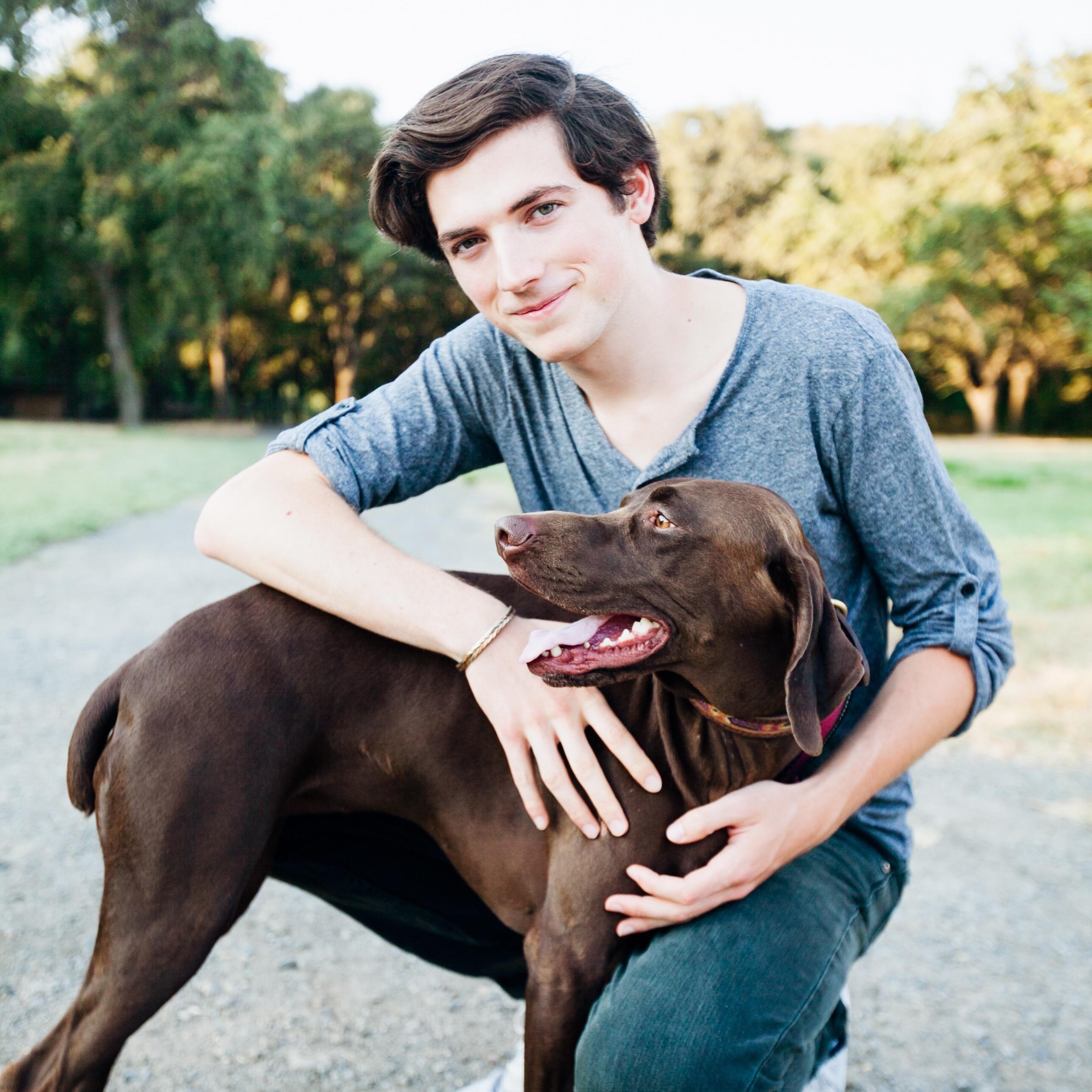 dog walker Noah