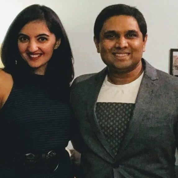 Aparna & Onkar U.