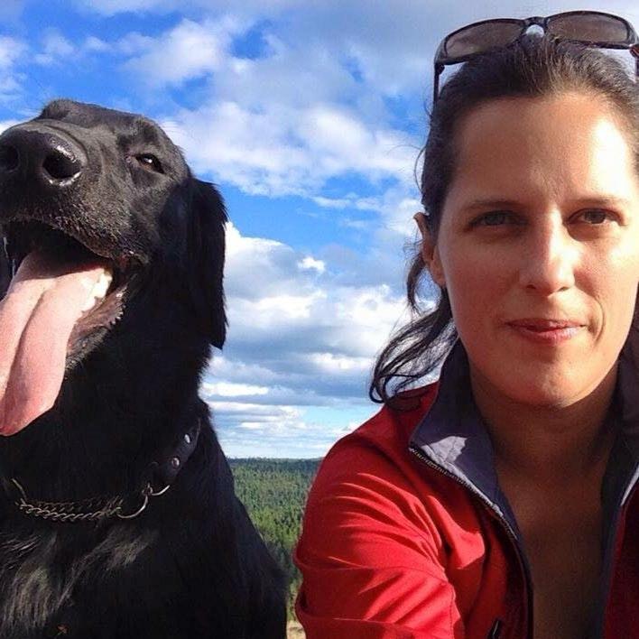dog walker Shawna