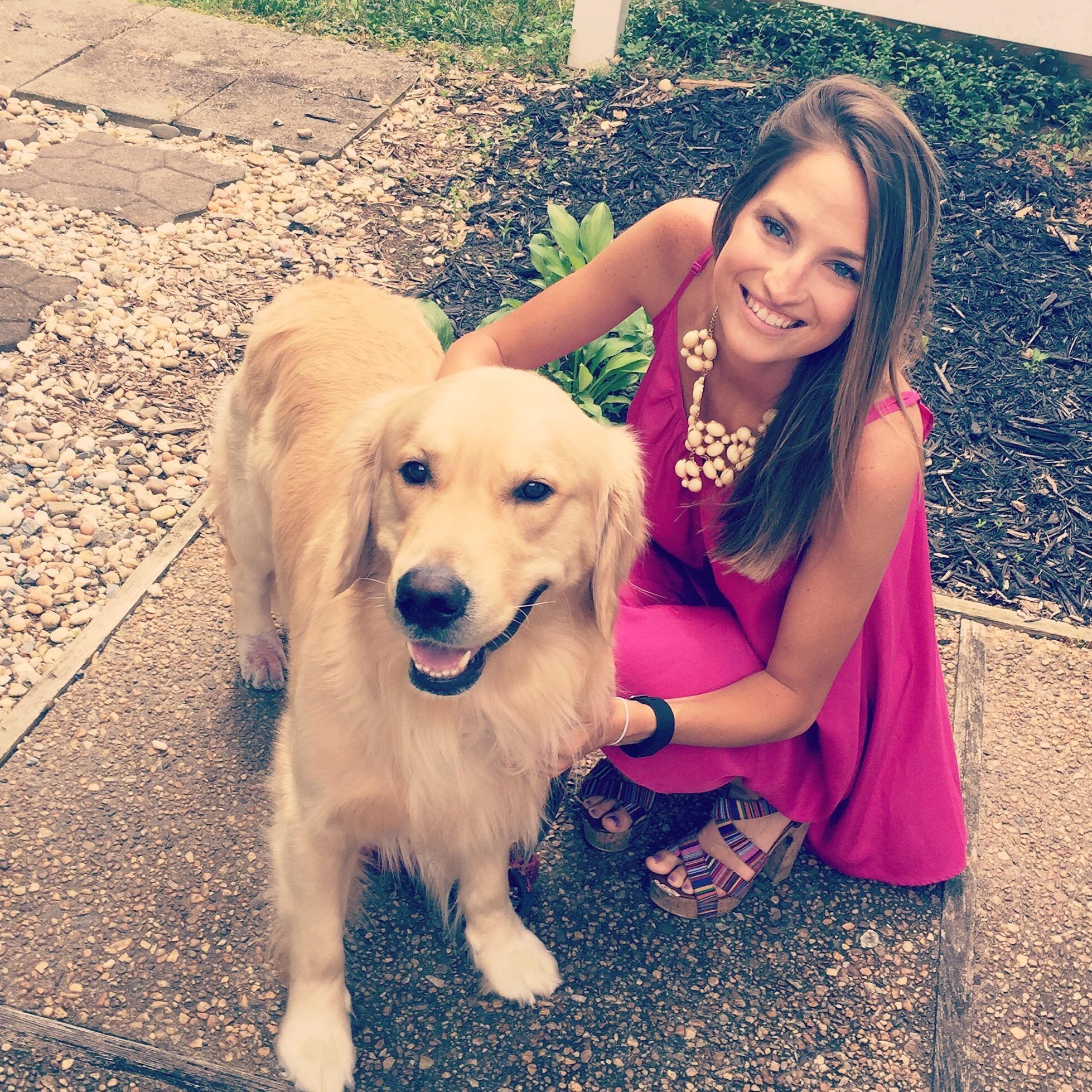 dog walker Kailyn