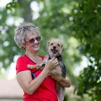 dog walker Kathy