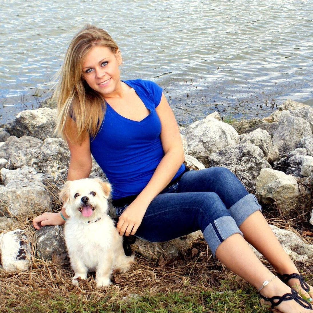 dog walker Corley