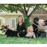 Sandra & Jonathan's dog boarding