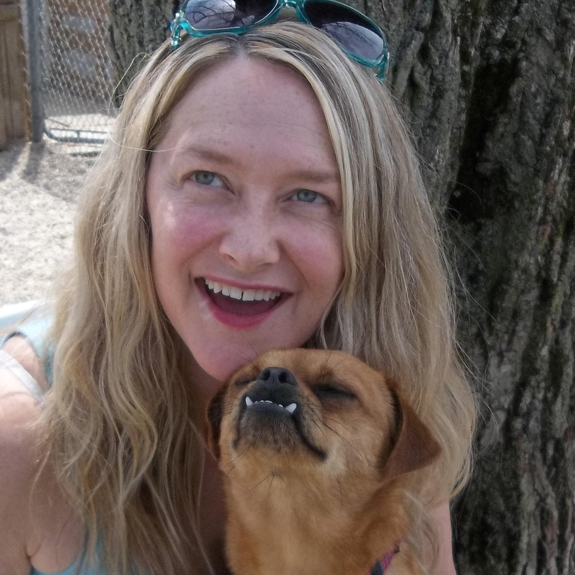 dog walker Jeannine