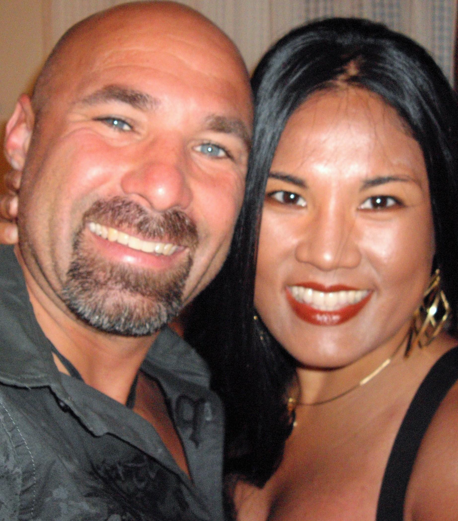 Bob and Kristina T.