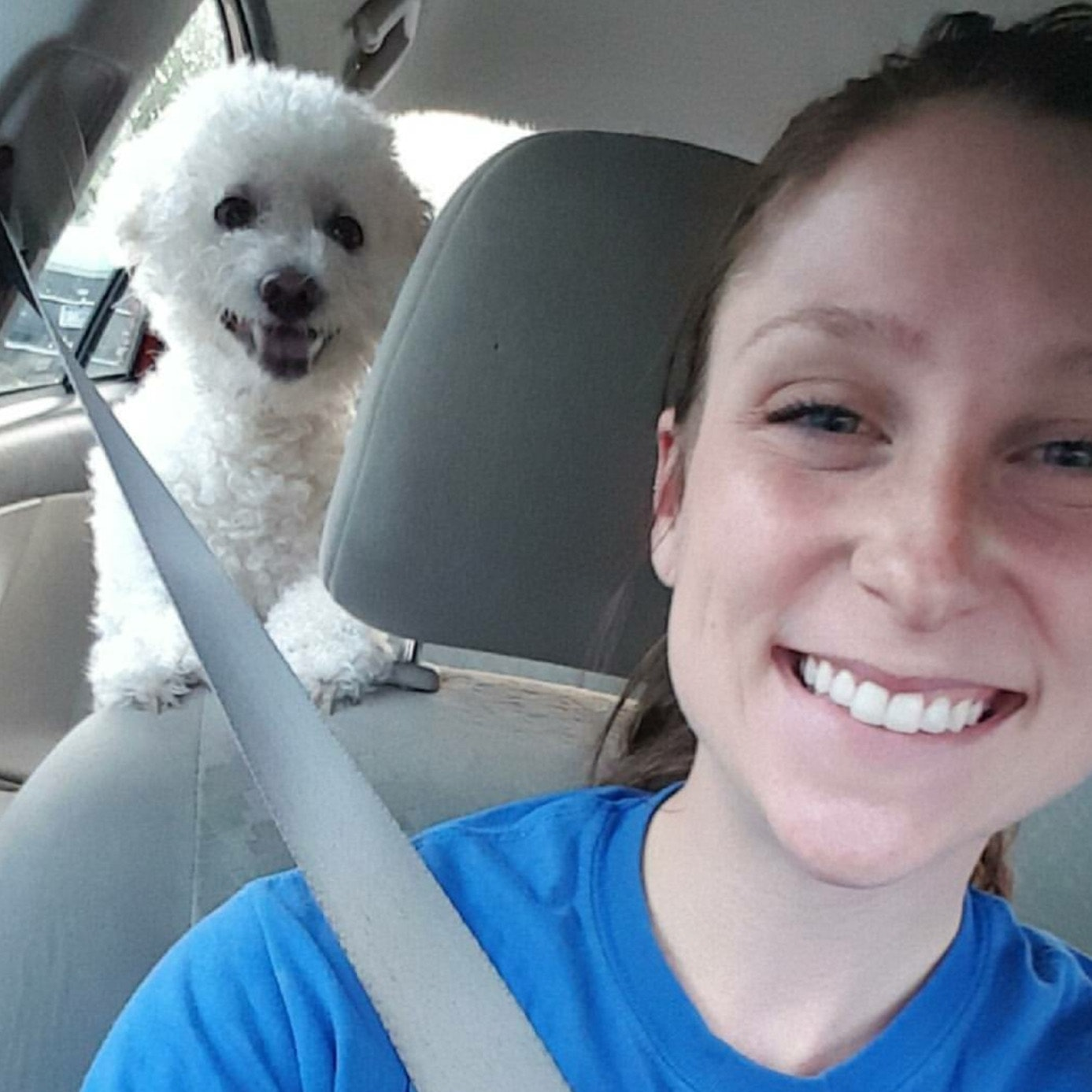 pet sitter Cailey