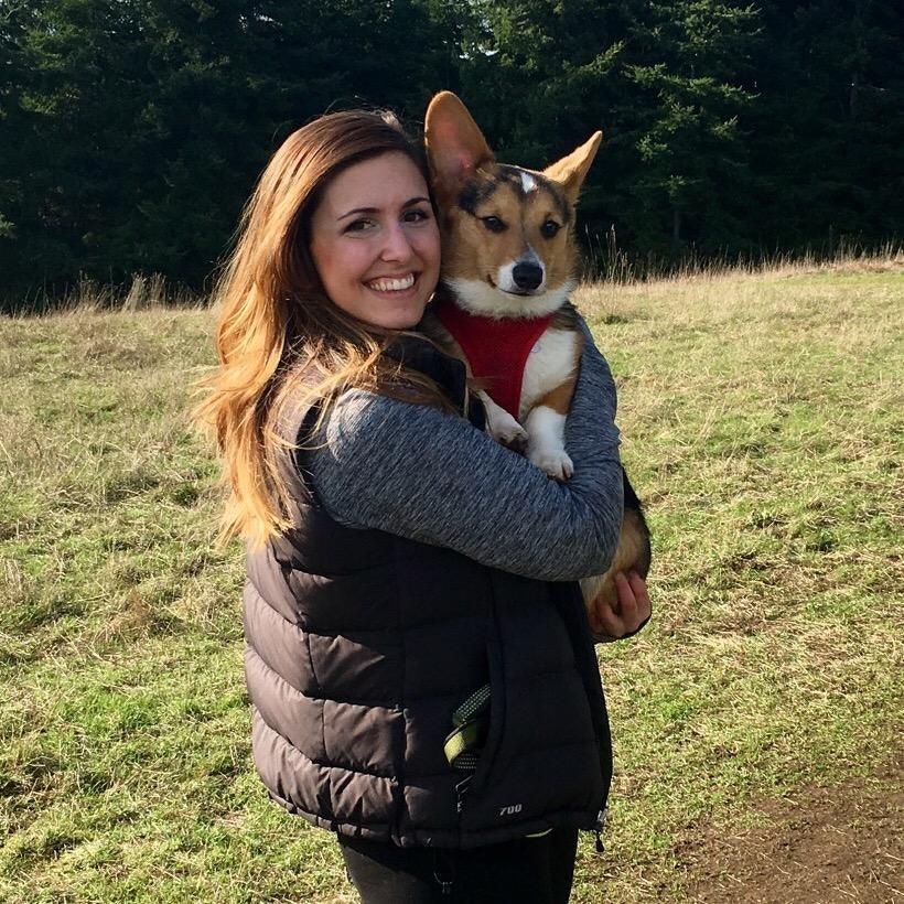 dog walker Christine