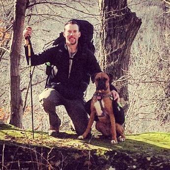 dog walker Shaun